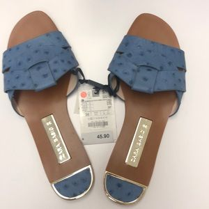 Zara sandals - brand new
